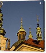 Strahov Monastery - Prague Czech Republic Acrylic Print