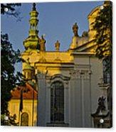 Strahov Monastery - Prague Acrylic Print