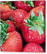 Strawberry Delight Acrylic Print