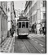 Streetcar Estrela Acrylic Print