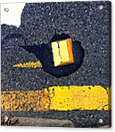 Streets Of Coronado Island 34 Acrylic Print