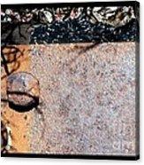 Streets Of Tucson 155 Acrylic Print