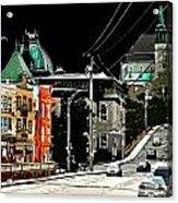 Streetside Acrylic Print