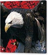 Strength Of America Acrylic Print