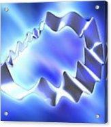 String Theory, Artwork Acrylic Print