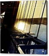 Structural Vision Acrylic Print