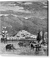 St.thomas, 1868 Acrylic Print by Granger