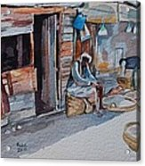 Suakin Red Sea 2 Acrylic Print