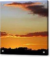 Sublime Sunset Acrylic Print