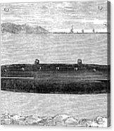 Submarine, 1852 Acrylic Print
