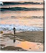 Such A Great Day Acrylic Print