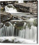 Sucker River Falls 2 F Acrylic Print
