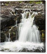 Sucker River Falls 2 J Acrylic Print