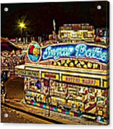 Sugar Babes 2 Lake County Fair Acrylic Print