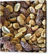 Sugar Coated Mixed Nuts Acrylic Print