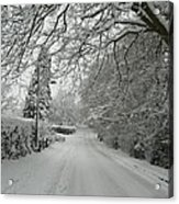 Sugar Road II Acrylic Print by Rdr Creative