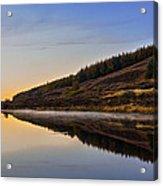 Suilven Across Loch Craggie Acrylic Print