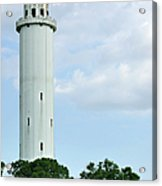 Sulfur Springs Water Tower Acrylic Print