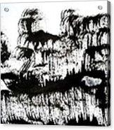 Sumi-e 120726-1 Acrylic Print