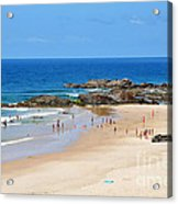Summer At Port Macquarie Acrylic Print