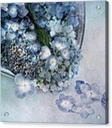 Summer Blues Acrylic Print