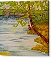 Summer Daydream Acrylic Print