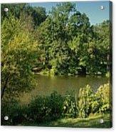 Summer Happiness - Holmdel Park Acrylic Print