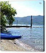 Summer Kayak Acrylic Print