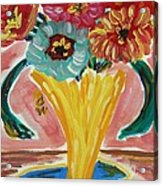 Summer Season 2012 Blooms Acrylic Print