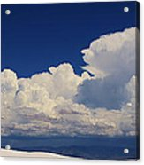 Summer Storms Over The Mountains 4 Acrylic Print