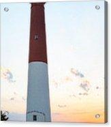 Summer Sunset At Old Barnie  Acrylic Print