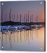 Summertime Sailing Acrylic Print
