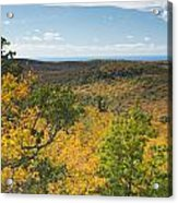 Summit Peak Autumn 16 Acrylic Print