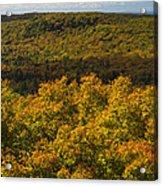 Summit Peak Autumn 9 Acrylic Print