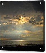 Sun Decent Acrylic Print