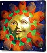 Sun Fish Acrylic Print