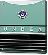 Sunbeam Rootes Group Vintage Car Acrylic Print