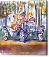 Sunday Drive Acrylic Print