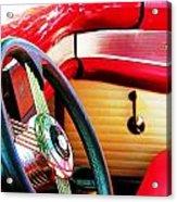 Sunday Driver Acrylic Print