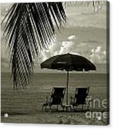 Sunday Morning In Key West Acrylic Print