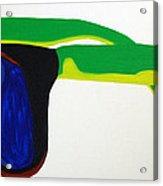 Sunglasses  Acrylic Print by Michael Ringwalt