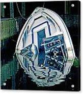 Sunken Boat Acrylic Print