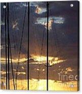 Sunlight - Ile De La Reunion Acrylic Print by Francoise Leandre
