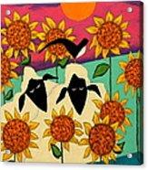 Sunny Disposition Acrylic Print