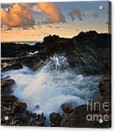 Sunrise Arch Acrylic Print