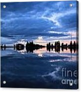 Sunrise At Lake Tahoe Acrylic Print