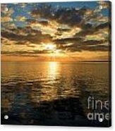 Sunrise At The Banks Acrylic Print