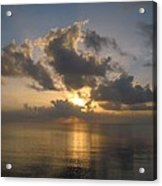 Sunrise From Indianola Acrylic Print