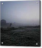 Sunrise Mist Acrylic Print