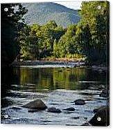 Sunrise On Mt. Jackson 2 Acrylic Print